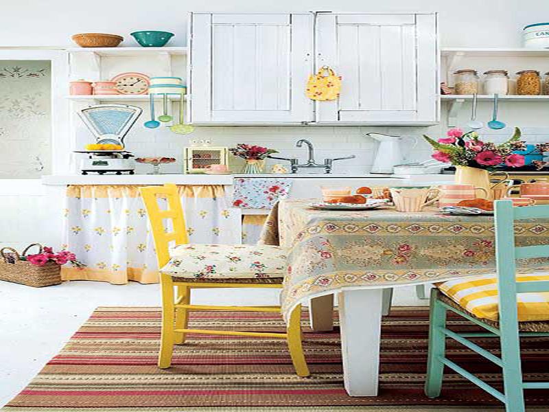deco chambre interieur cuisines color es de style vintage