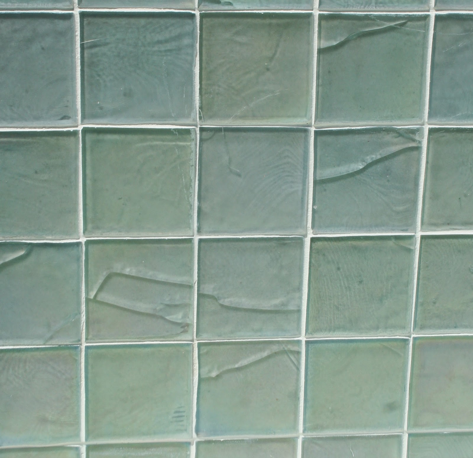 Watershapes, Water Shapes: Swimming Pool Glass Tile Expert Cracking ...