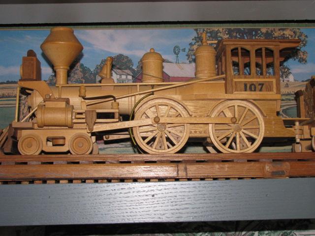 Wooden model train plans model locomotive smoke fluid for Wooden locomotive plans