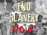 Fim à escravidão agora!!