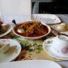 Makan Nasi Lauk Kari Gemunggal (kacang kelo atau munggai)