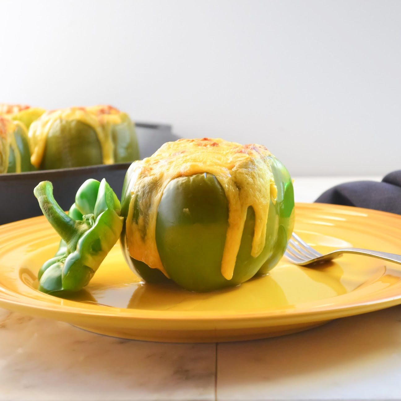 Stuffed-Bell-Peppers-Cheese-Running.jpg