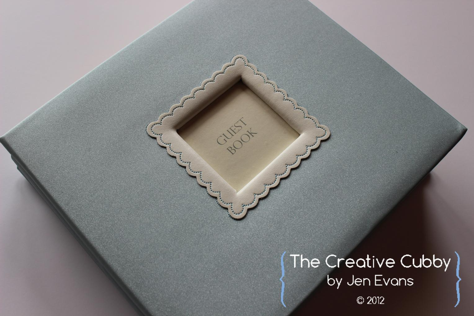 Scrapbook guest book ideas - Select Your Guest Book