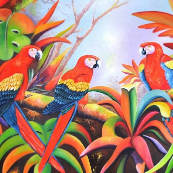 Guacamayas