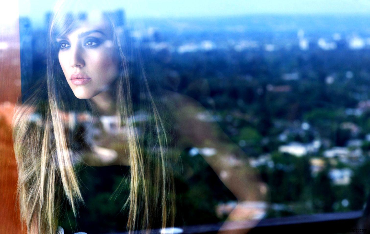 Jessica Alba Actress Girl Hd Wallpaper  Best Desktop Wallpapers