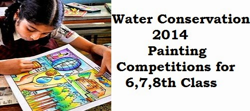 Water Conservation- 2014 Painting Competitions