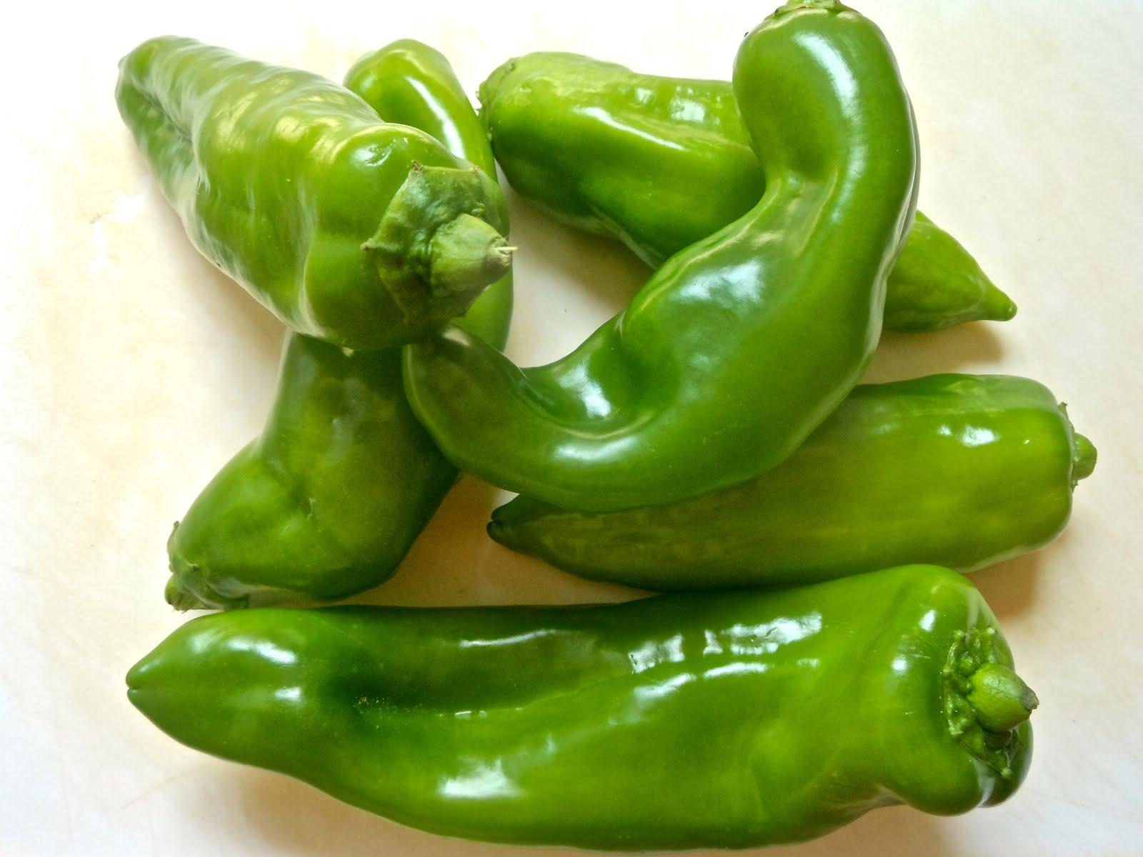 236 c mo fre r pimientos verdes el delantal rojo - Como hacer pimientos verdes fritos ...