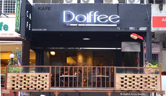 Doiffee Cafe @ Taman Desa Kuala Lumpur