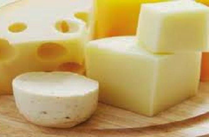 Manfaat keju bagi kesehatan
