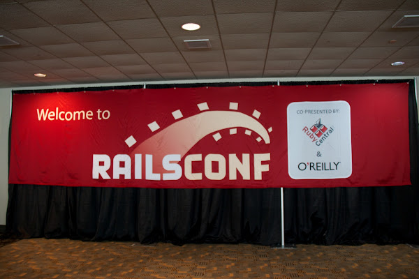 Pictures from RailsConf 2011
