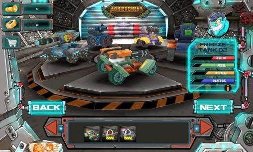 Racing Tank 3D