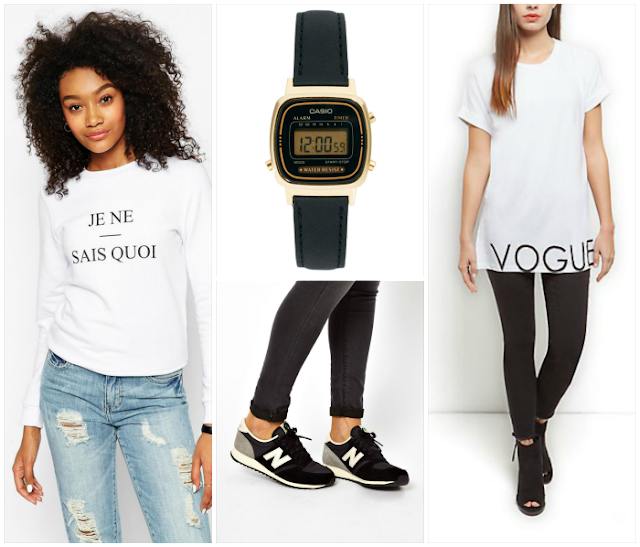 A photo of a sports luxe wishlist