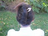 Ash Hair Fork