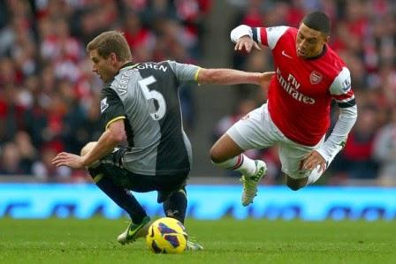 Prediksi Tottenham Hotspur vs Arsenal
