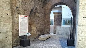 Stadio di Domiziano via di Tor Sanguigna, 3 (piazza Navona) area archeologica sotterranea