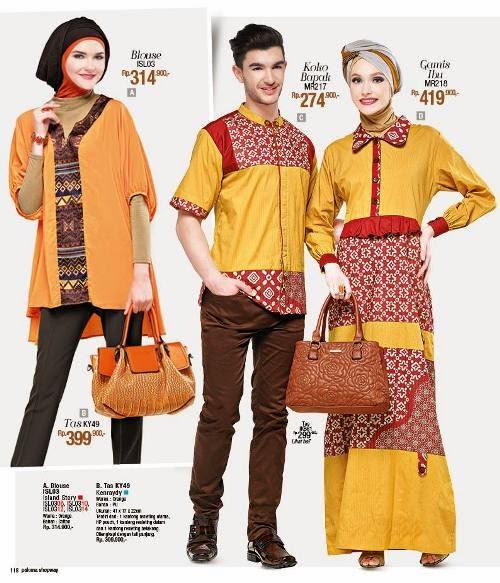 Gambar Baju Busana Muslim April 2015