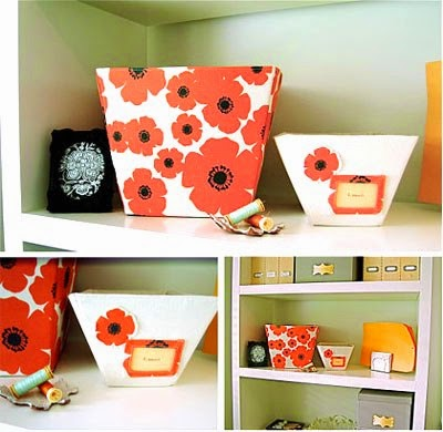 Cereal boxes craft for home decoration art craft gift ideas for Art and craft file decoration