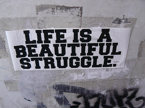 the story of my lifes struggles and success I will share my personal article of struggles in life:  why is there so much struggle in life  i am sorry for bringing up my personal story so many times,.