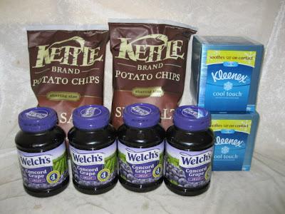 Walgreens groceries