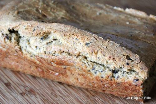Un Blog De Fille Recette Thermomix Cake Sal Jambon Olives
