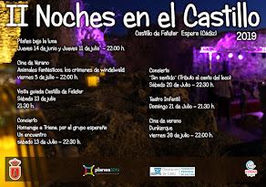 Noches en el Castillo