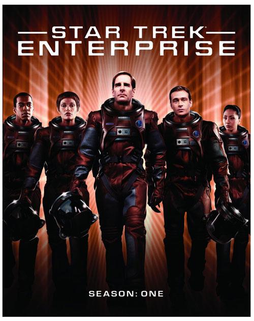 Star trek enterprise saison 1 streaming vf