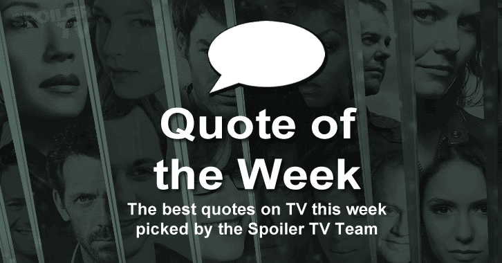 Quote of the Week - Week of July 6