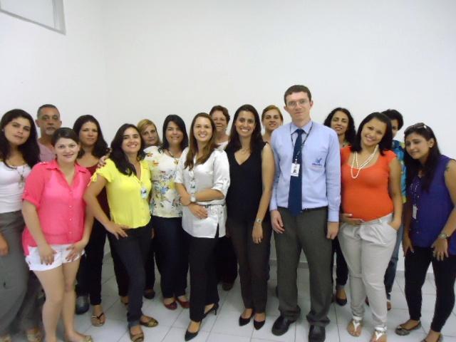 Funcionários do HCTCO participam de palestra sobre marketing pessoal