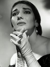 MARIA CALLAS