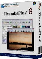 برنامج الكتابة على الصور ThumbsPlus
