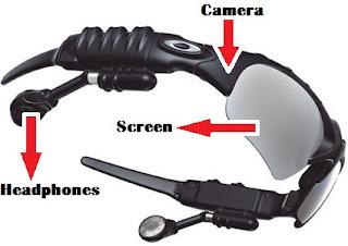 Teknologi Terbaru Google Goggles Kacamata Pintar dengan Fungsi Smartphone
