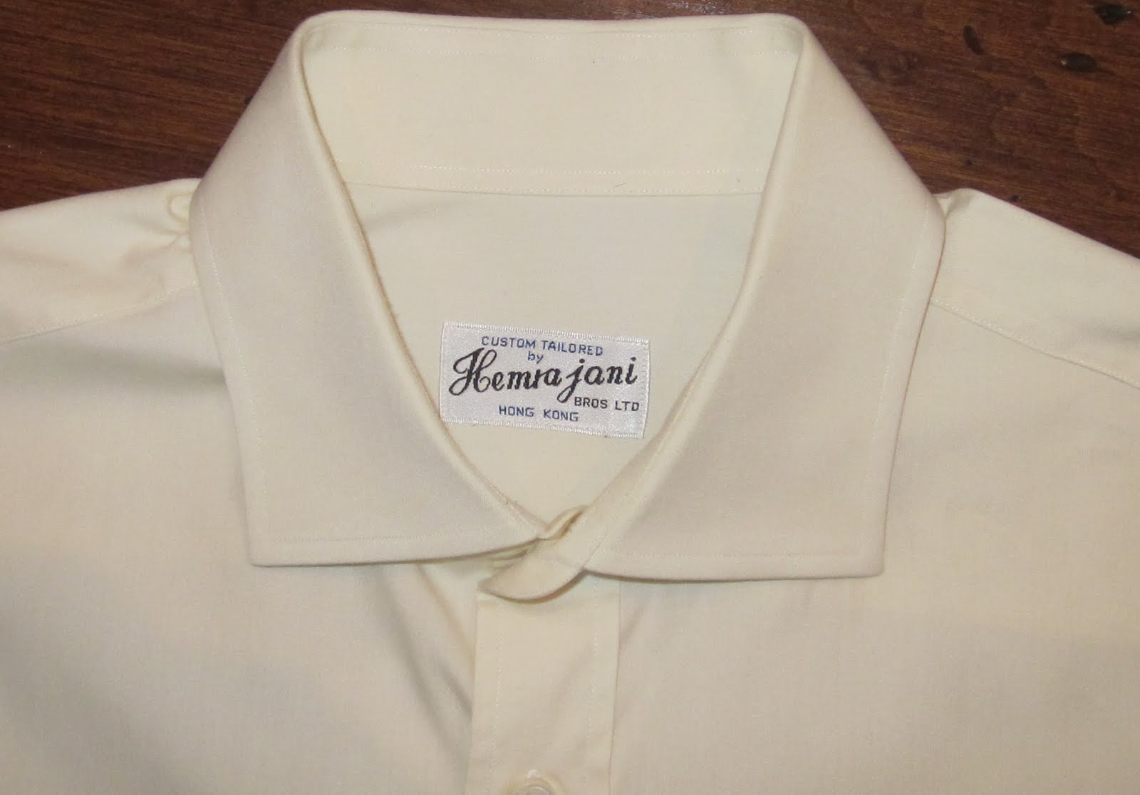 Admiral cod on spread collars for Wide spread collar shirt