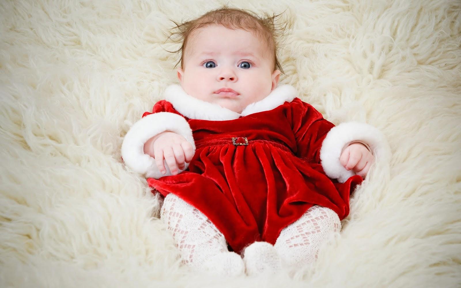 Adorable Cute Baby Girl