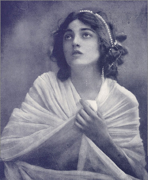 vintage portrait gladys cooper