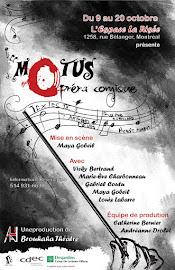L'Espace La Risée / Motus: Opéra comique