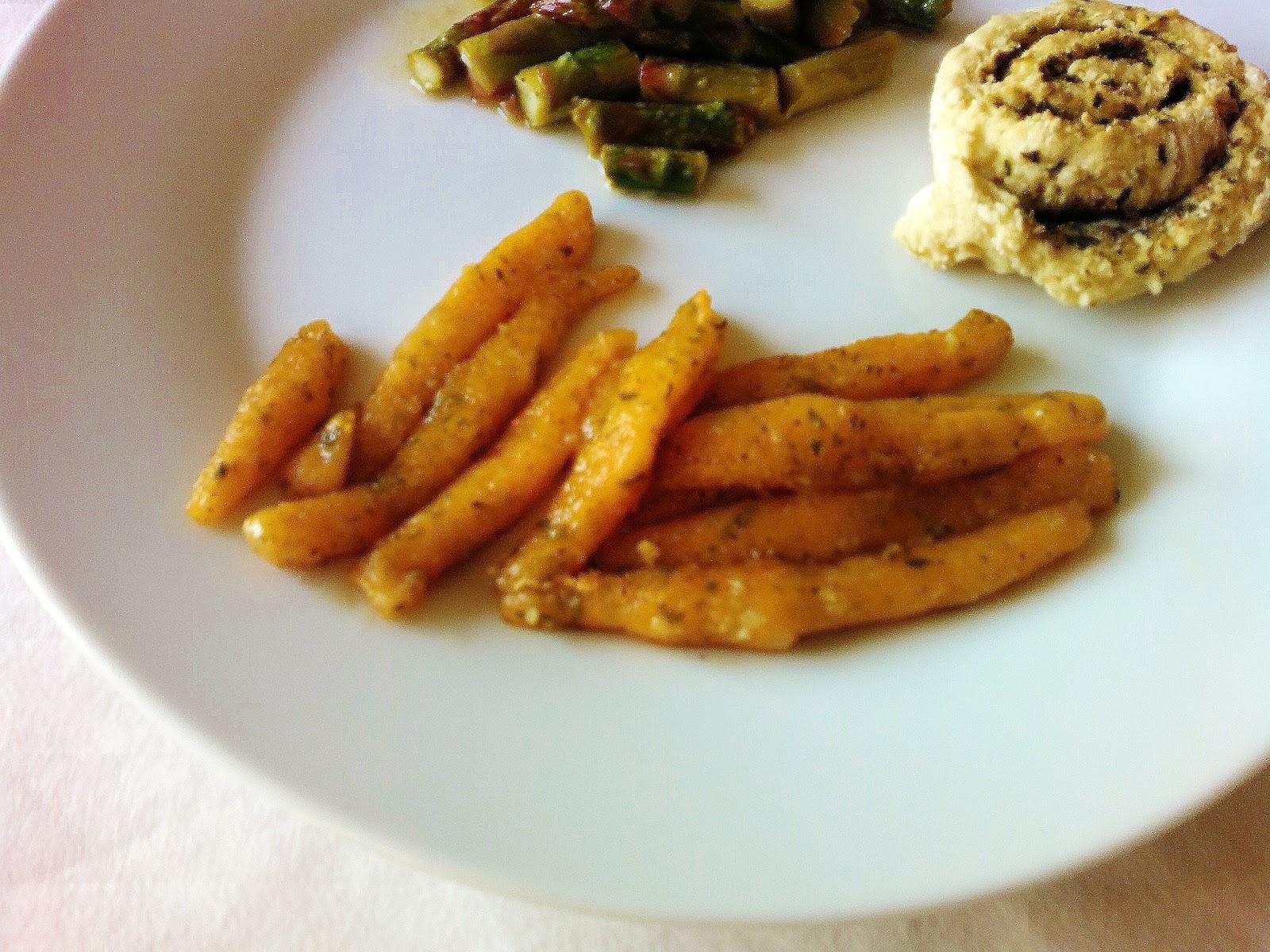 Poor and gluten free with oral allergy syndrome gluten - Comida vegetariana facil de preparar ...