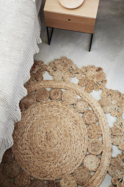 Round Jute Rug. Fox And Mint Rugs Making The Rounds