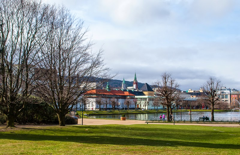Picture of Garden and Park in Bergen