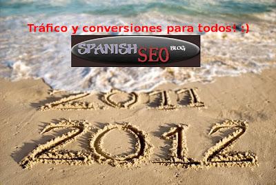 Feliz Año Nuevo Spanish SEO Blog