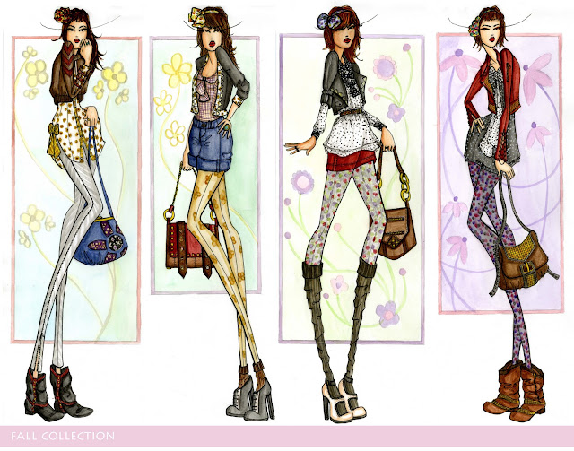 FSH104 - Fashion Design and Drawing: September 2015