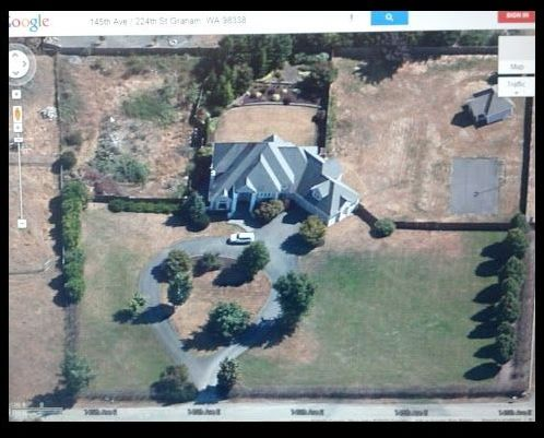 NTCC A Bad Neighbor:  NTCC CEO Kekel's Mansion Off 145th Ave  and 224th St in Graham, WA blocked the neighbors' hard-earned view of Mt. Ranier. Kekel shared his version of this story, snarling from the bully pulpit. The Kekels stayed here after leaving their custom house, before moving into their NTCC mansion on the Bonco Estates.