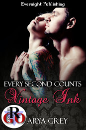Vintage Ink — Every Second Counts