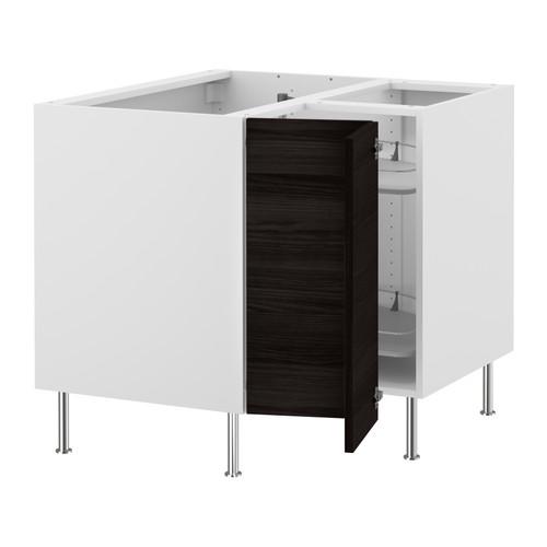 C mo montar una cocina ikea el armario de esquina con carrusel trucos montaje de ikea - Ikea muebles bajos ...