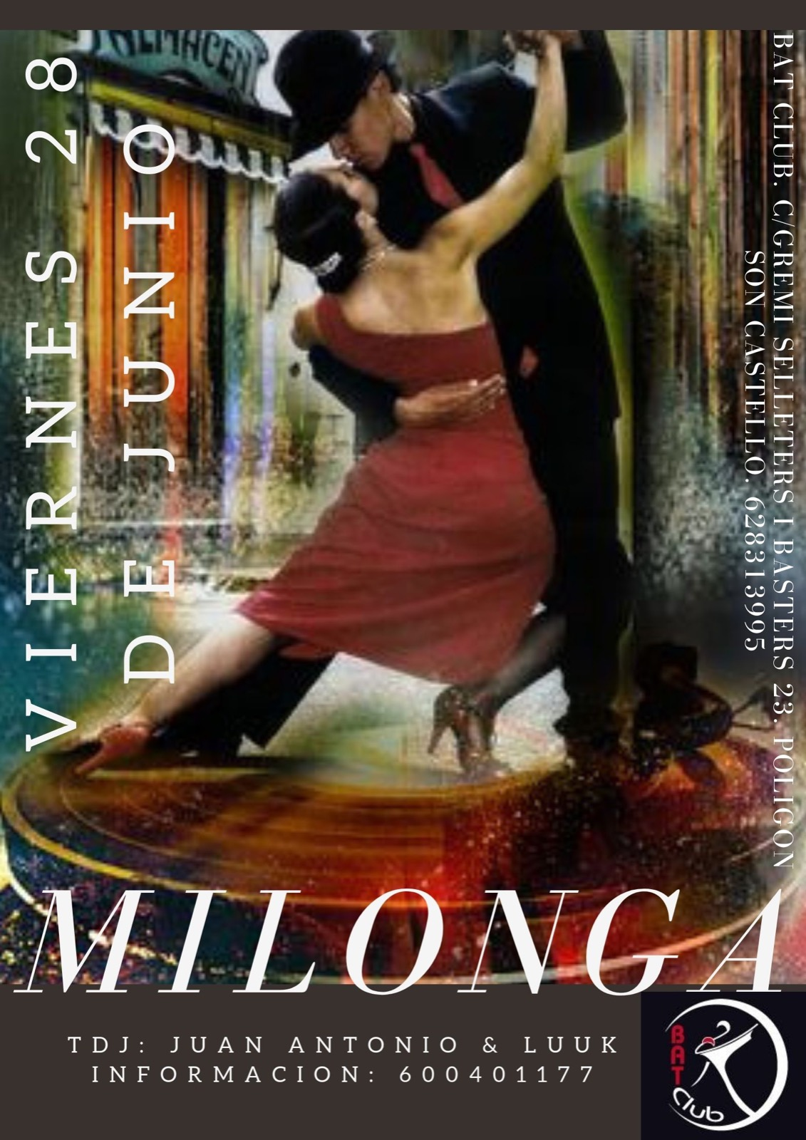 milonga en bat club
