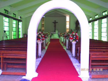 Igreja de São Lucas em Ouro Preto
