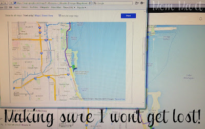 Don't get lost at #BlogHer13