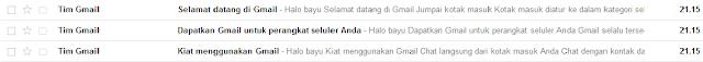 email dari tim gmail