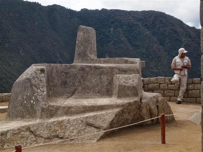Piedra Intihuatana