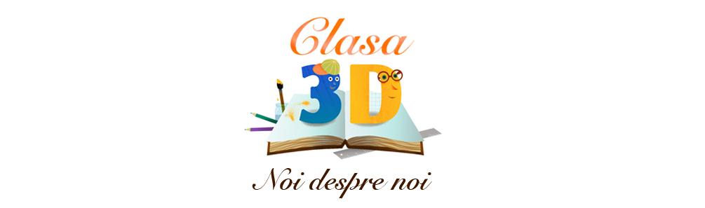 Clasa 3d