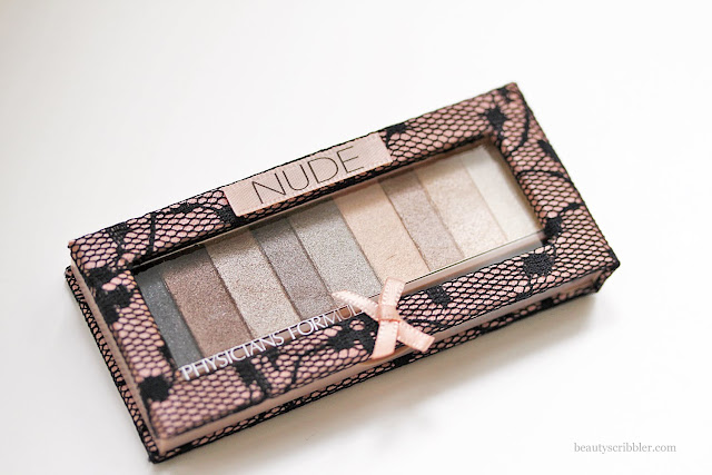 Physicians Formula Nude Eyes eyeshadow palette